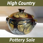 High Country Pottery Sale Logo