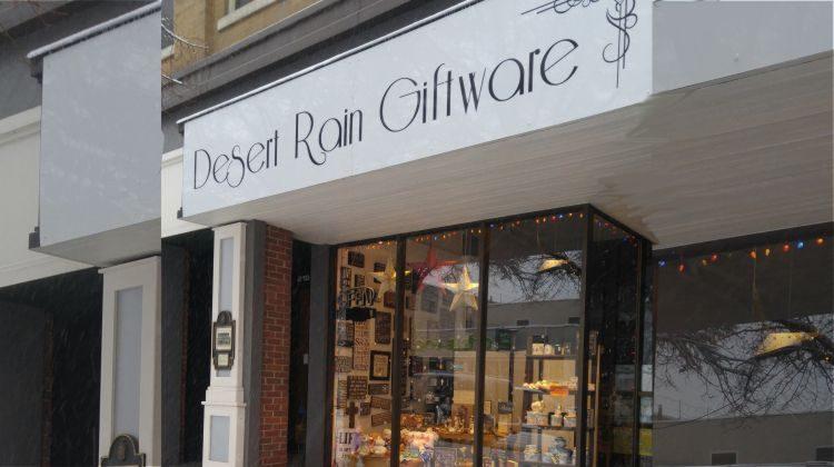 Desert Rain Store Front