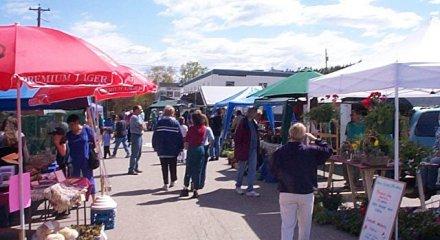 Sorrento Farmers' Market