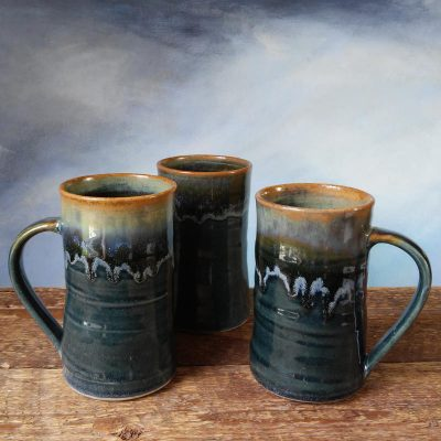 Mug Shuswap Blue short group