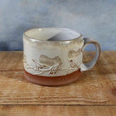 Bird Branch Mug