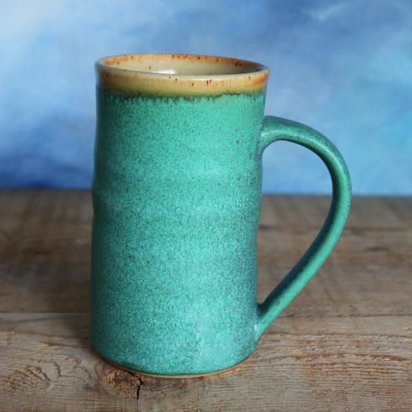 Tall Copper Mug