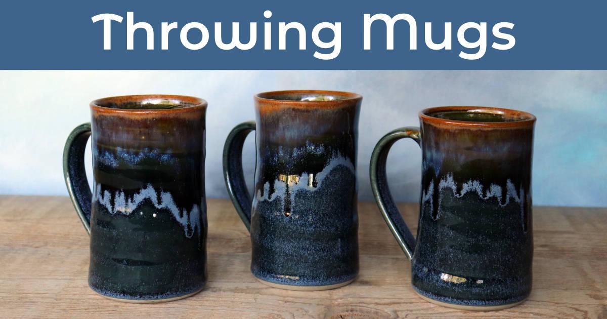 Throwing Mugs
